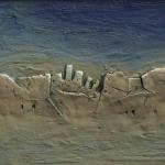10 - Ruinen, 62x80, 1997