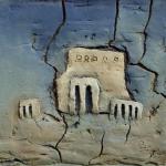 11 - Tempel, 39x46, 1997