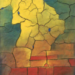 42 - ohne Titel, 100x80, 2002