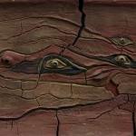 01- Gesicht, 40x58, 1995