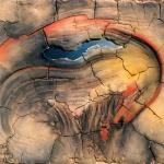 17 - Gezeiten des Universums, 80x97, 1998
