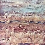 45 - Erde-Wasser-Luft, 150x105, 2002