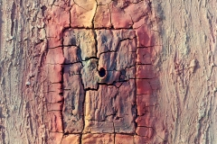 44 - Erde und Feuer, 150x110, 2002