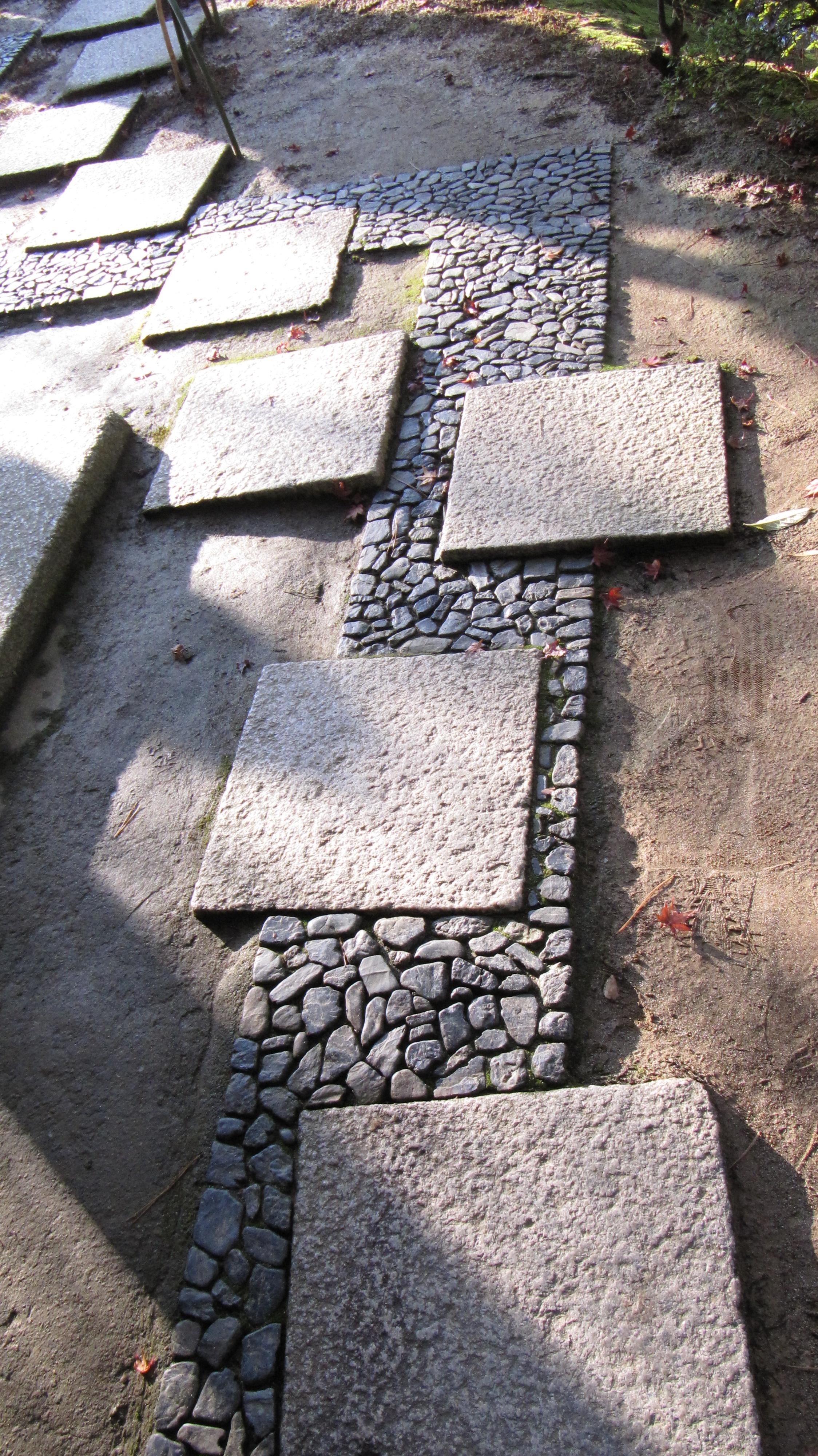 wege und trittsteine - steinhof galerie